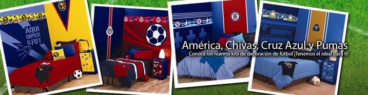 Kit futbol pinta color de occidente s a de c v for Cuarto kit del america